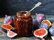 Конфитюр от зрели смокини за зимата (зимнина)
